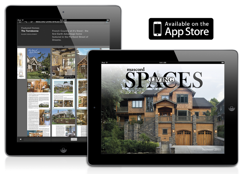 Mascord Living Spaces for iPad Launched – Allows Readers To View ...