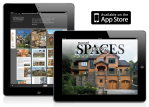 Mascord Living Spaces on iPad